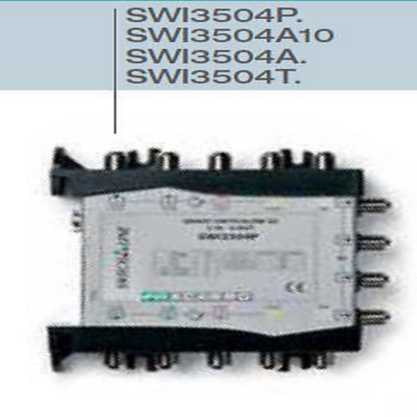 MULTISWITCH IN CASCATA 4 USCITE FRACARRO 271011-C