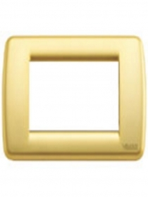 Placca Rond? 3M oro opaco