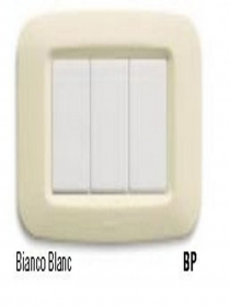PLACCA YES TECNOP.LUCIDA 1M. BLANC