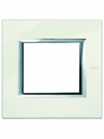 axolute - placca 3P bianco Limoges