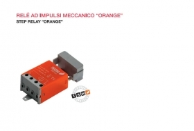 "Rel? ad Impulsi 2 scambio 230V  ""ORANGE"""