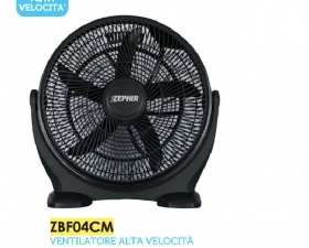 VENTILATORE DA BOX TERRA  FAN
